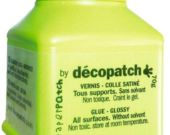 Decopatch Paperpatch Glue/Varnish - Gloss