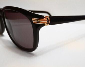Authentic Cartier Sunset Vintage Sunglasses FOR SALE