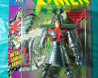1994 Silver Samurai Action Figure [X-MEN]
