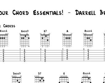 Darrell braun guitar | Etsy