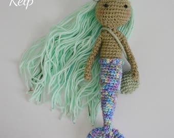 Mermaid Plush Doll
