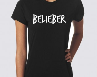 Justin Bieber T Shirt - Belieber Shirt - Purpose Tour
