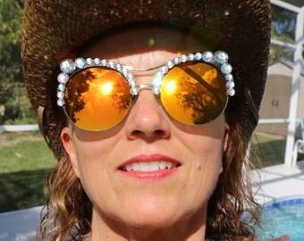 Boo Kitty sunglasses