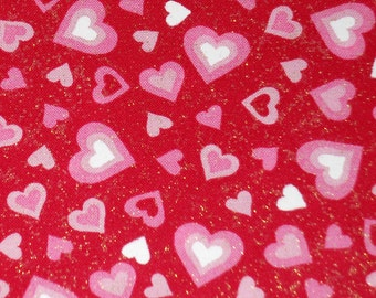Red and Pink Hearts Aplenty