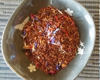 Strawberry Rooibos Loose Leaf Tea 50g