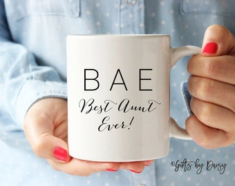 Aunt Gift, Gifts for Aunt,Aunt gifts, coffee mug, christmas gift, gifts for her, new aunt mug, best aunt ever mug, worlds best aunt m-122