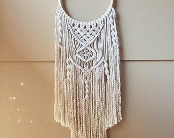 "Macrame Wall Hanging - ""Annie"""