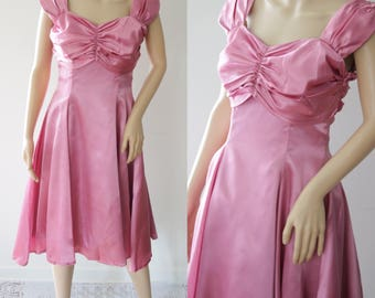 Lovely 80s Bridesmaid/Prom/Evening Dress
