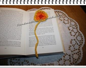 """Bookmark """"Flower"""""""
