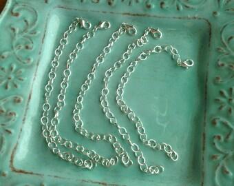 5 Charm Bracelets, Jewelry Findings, jewelry making, Bracelet Chains