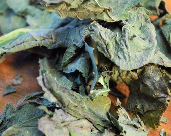 Dried Comfrey - Certified Organic, Comfrey, Dried Herbs, Comphrey, Symphytum officinale, Medicinal, Compost Tea, Loose Leaf, All Natural