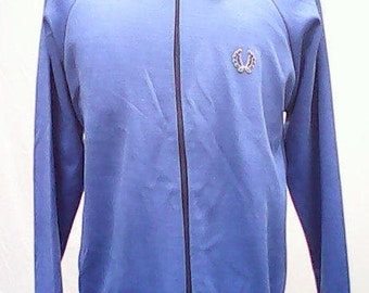 Fred Perry Tracksuit Top 1970s.