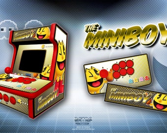 "MiniBoy 1 player ""Pac - Man"""