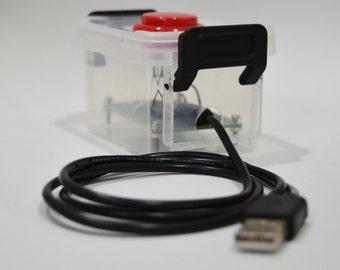 USB - USB key button Arcade - Keyboard USB - Diy