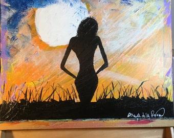 The Midnight Godess
