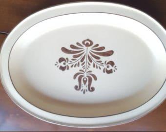 Pfaltzgraff Village Vintage Platter