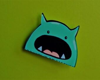 Monster Pin