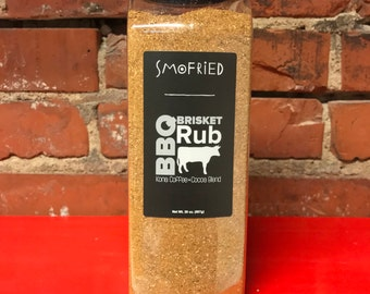 Smofried BBQ Brisket Rub