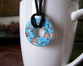 Handmade Washer Necklace