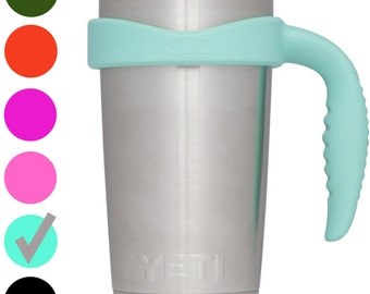 Handle For YETI Rambler 20 Oz Tumbler - Fits YETI, Ozark Trail and more - (Handle Only) FREE Shipping!!