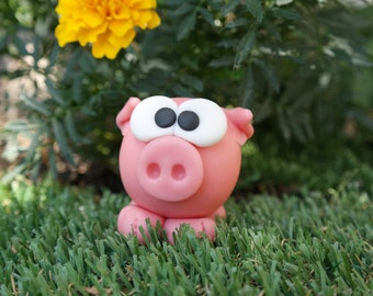 Pino the piglet