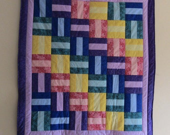 Baby and Lap Quilt