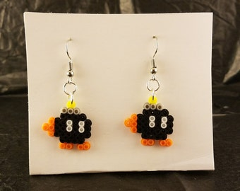 Bomb-omb Earrings