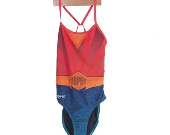 Swim Girl Custom One Piece Swimsuit, Swimming Suit, Women Training Swimwear