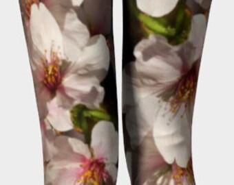 Cherry Blossom Leggings II (Washington, D.C.)