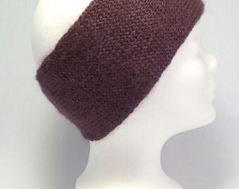 Headband plum L