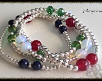 925 sterling silver bracelets