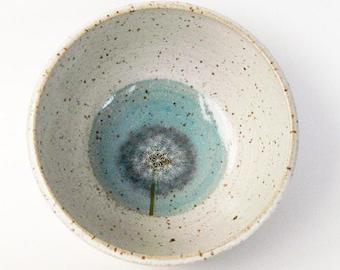 Steam Flower Bowl
