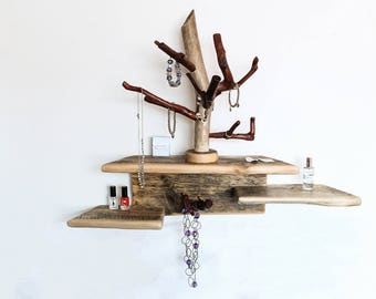 Jewelry Tree, Jewelry Tree Organizer, Jewelry Tree Stand