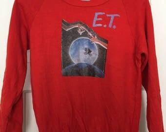 Vintage E.T. The Extra Terrestrial sweatshirt