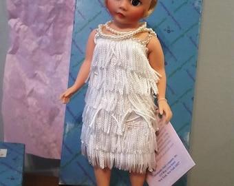 """Madame Alexander 10"""" Flapper"""