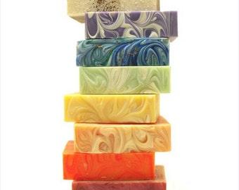 Handmade Natural Herbal Soap
