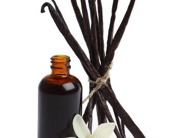 Pure Madagascar Vanilla Extract - 2 OZ Single Fold