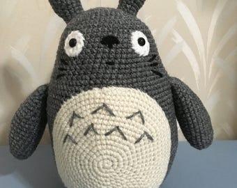 My Neighbor Totoro Amigurumi