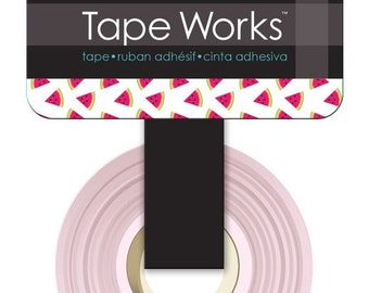 Watermelon Tape Works • Fruits Decorative Tape (SC00010)