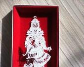 Winterlace by Tamerlane Vintage ornament