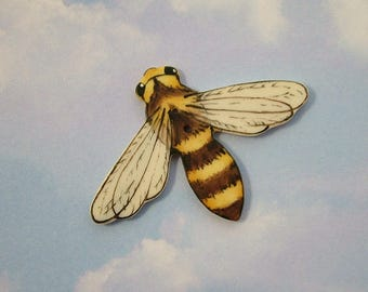 Big Bee Button