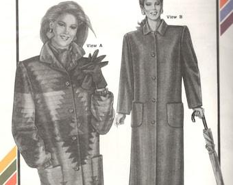Blanket coat pattern | Etsy