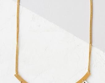 Scandinavia FORMICA® Necklace, signature necklace, urban chic, Scandinavian design