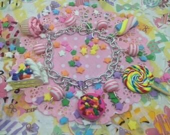 Candy Charm Bracelet
