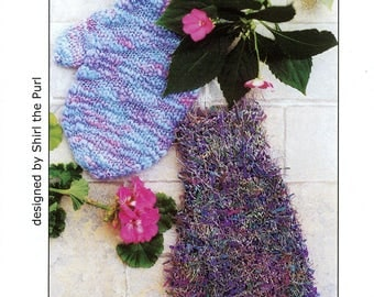 Cabin Fever Knitting Pattern #130 Deluxe Mittens - to Knit in Ladies' Medium