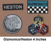 Jonah Heston Patch Set - MST3K