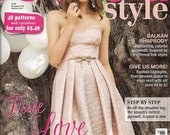 Burda Style (World of Fashion) March 2017 48 Patterns and Variations