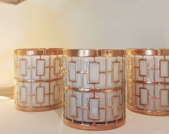 1960's Tumbler Soy Candle