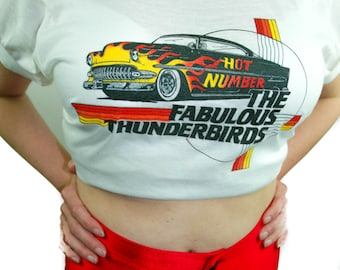 Vintage Fabulous Thunderbirds Shirt 1987 Tour Texas Band Tee 1980s Band Tee Concert shirt Stray Cats Texas ZZ Top Rocker