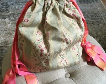 Work bag - 18th & 19th Centuries